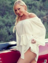 Brea Bennett Gorgeous Blonde